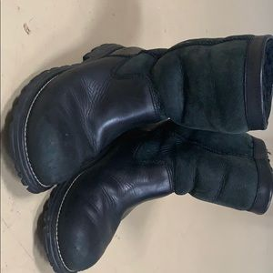 Heavy winter Ugg boots